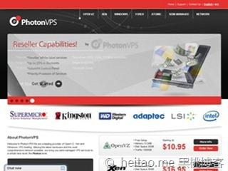 PhotonVPS–洛杉矶psychz,月付8折55元 512M OpenVZ