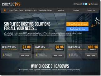 #VPS主机@ChicagoVPS – 三折 3.6美元/年 128M 3G SSD 新增圣何塞机房